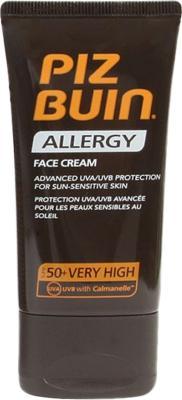 Piz Buin Allergy Face Cream SPF50+