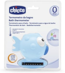 Chicco Badefisk med Termometer