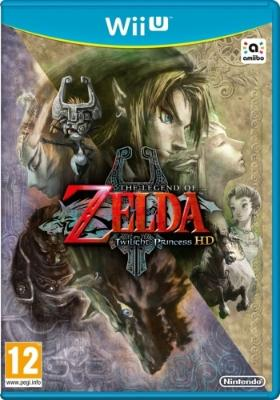 The Legend of Zelda: Twilight Princess HD til Wii U