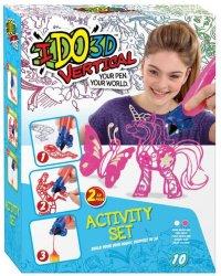 IDO3D Aktivitetssett 2pk