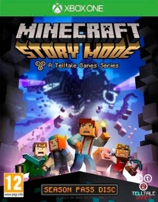 Minecraft: Story Mode til Xbox One