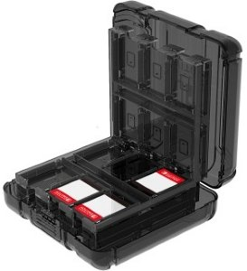 PDP Switch Secure Travel Game Case