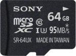 Sony Micro SD 64GB (SR64UXA)