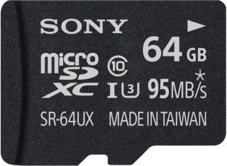 Sony Micro SD 64GB (SR64UXA)