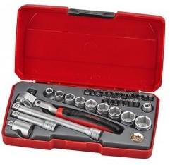 Teng Tools Pipenøkkelsett T3834