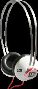 One Direction SnapCaps Headphones