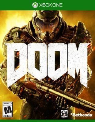 Doom til Xbox One