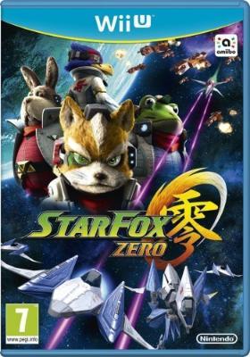 Star Fox Zero til Wii U