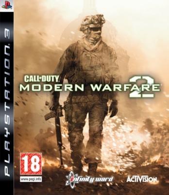 Call of Duty: Modern Warfare 2 til PlayStation 3