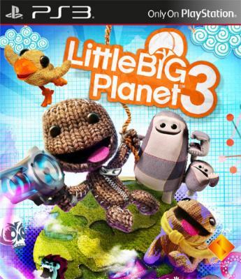 LittleBigPlanet 3 til PlayStation 3