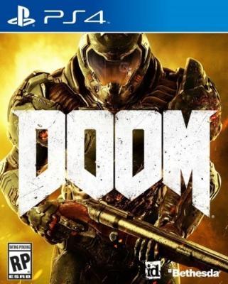 Doom til Playstation 4