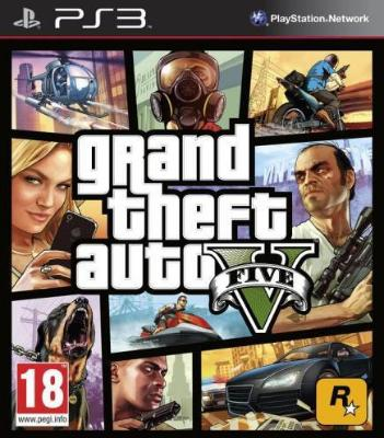 Grand Theft Auto V til PlayStation 3