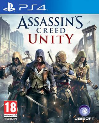 Assassin's Creed Unity til Playstation 4