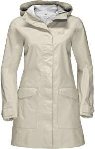 Jack Wolfskin Crosstown Raincoat (Dame)