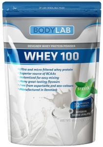 Bodylab Whey 100 m/stevia (1 kg)
