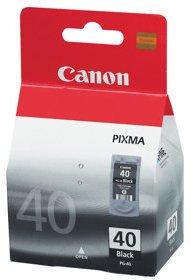 Canon PG-40 Svart