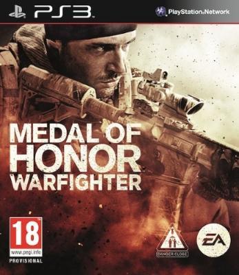 Medal of Honor: Warfighter til PlayStation 3