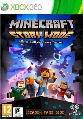 Minecraft: Story Mode til Xbox 360