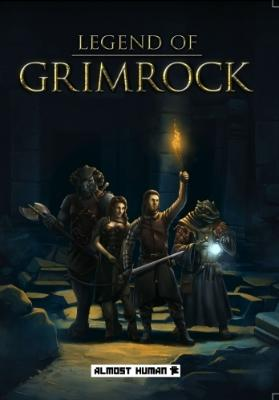 Legend of Grimrock til PC