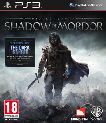 Middle-earth: Shadow of Mordor til PlayStation 3