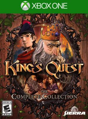 King's Quest til Xbox One