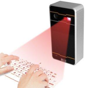 Atongm Bluetooth Laser Projection Virtual Keyboard