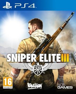 Sniper Elite III til Playstation 4