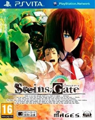 STEINS;GATE til Playstation Vita
