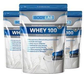 Bodylab Whey 100 Extra Pure (3x1 kg)