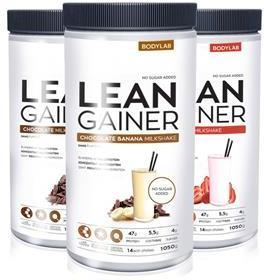 Bodylab Lean Gainer 3x1050g