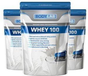Bodylab Whey 100 (3x1 kg)