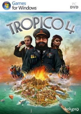 Tropico 4 til PC