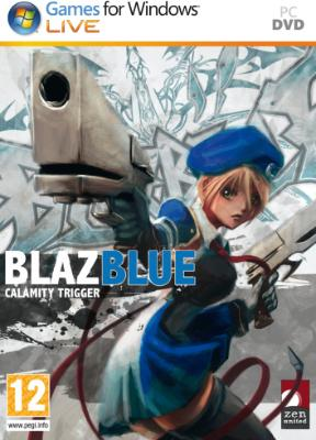 BlazBlue: Calamity Trigger til PC