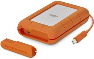 Rugged Thunderbolt & USB3.1 4TB