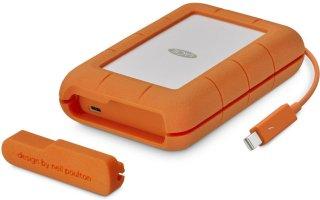 LaCie Rugged Thunderbolt & USB3.1 4TB