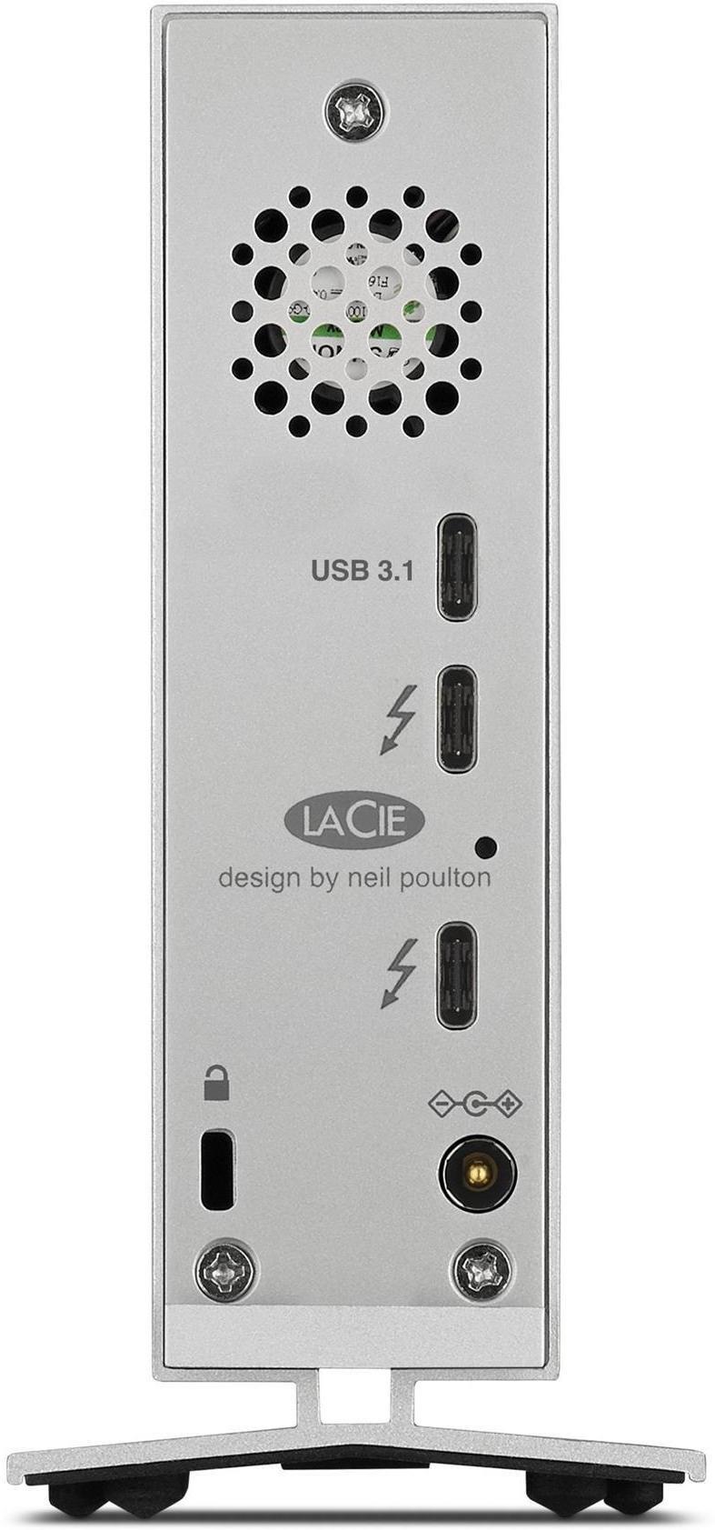 LaCie d2 Thunderbolt3 & USB 3.1 6TB 7tZVGU