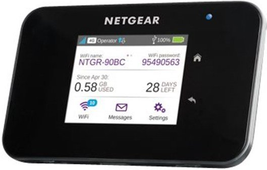 Netgear AirCard 810S 4G LTE Mob Hotspot