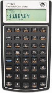 HP 10BII Finanskalkulator