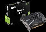 MSI Geforce GTX 1060 3GB Aero ITX OC