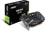 MSI Geforce GTX 1060 6GB Aero ITX OC