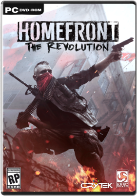 Homefront: The Revolution til PC