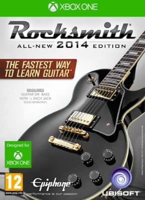 Rocksmith 2014 Edition til Xbox One