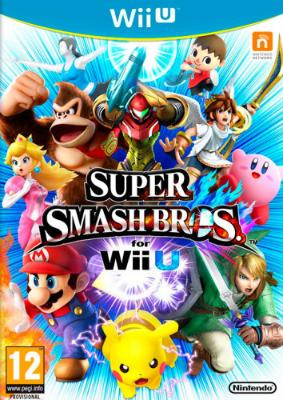 Super Smash Bros. for Wii U til Wii U
