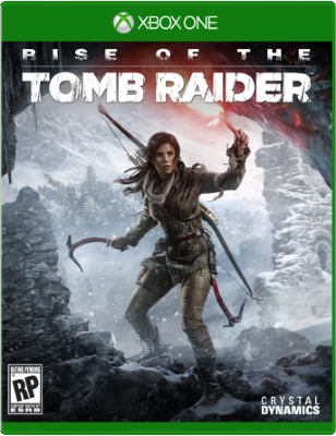 Rise of the Tomb Raider til Xbox One