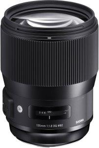 135mm f/1.8 DG HSM Art for Canon