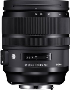 24-70mm f/2.8 DG OS HSM Art for Canon