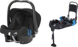 Britax Baby-Safe Plus SHR II + Britax Base