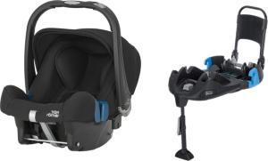 Britax Baby-Safe SHR II + Britax Base
