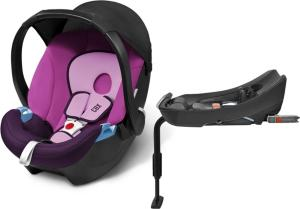 Cybex Aton Basic Babybilstol + Aton 2-Fix Base