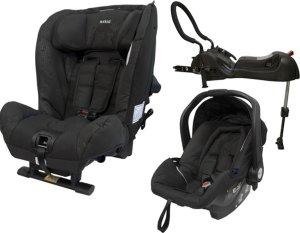 Axkid Minikid + Babyfix Pakke